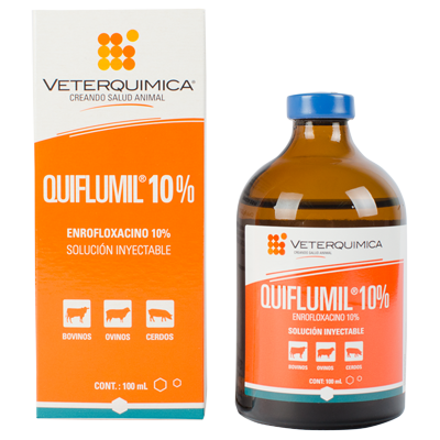Quiflumil® 10% Inyectable