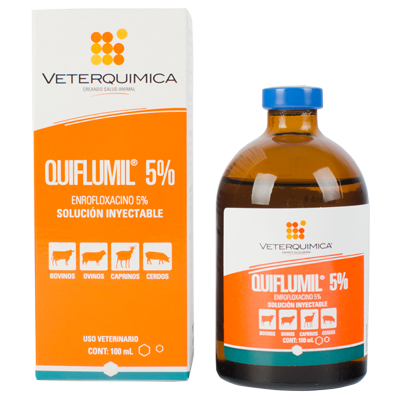 Quiflumil® 5% Inyectable